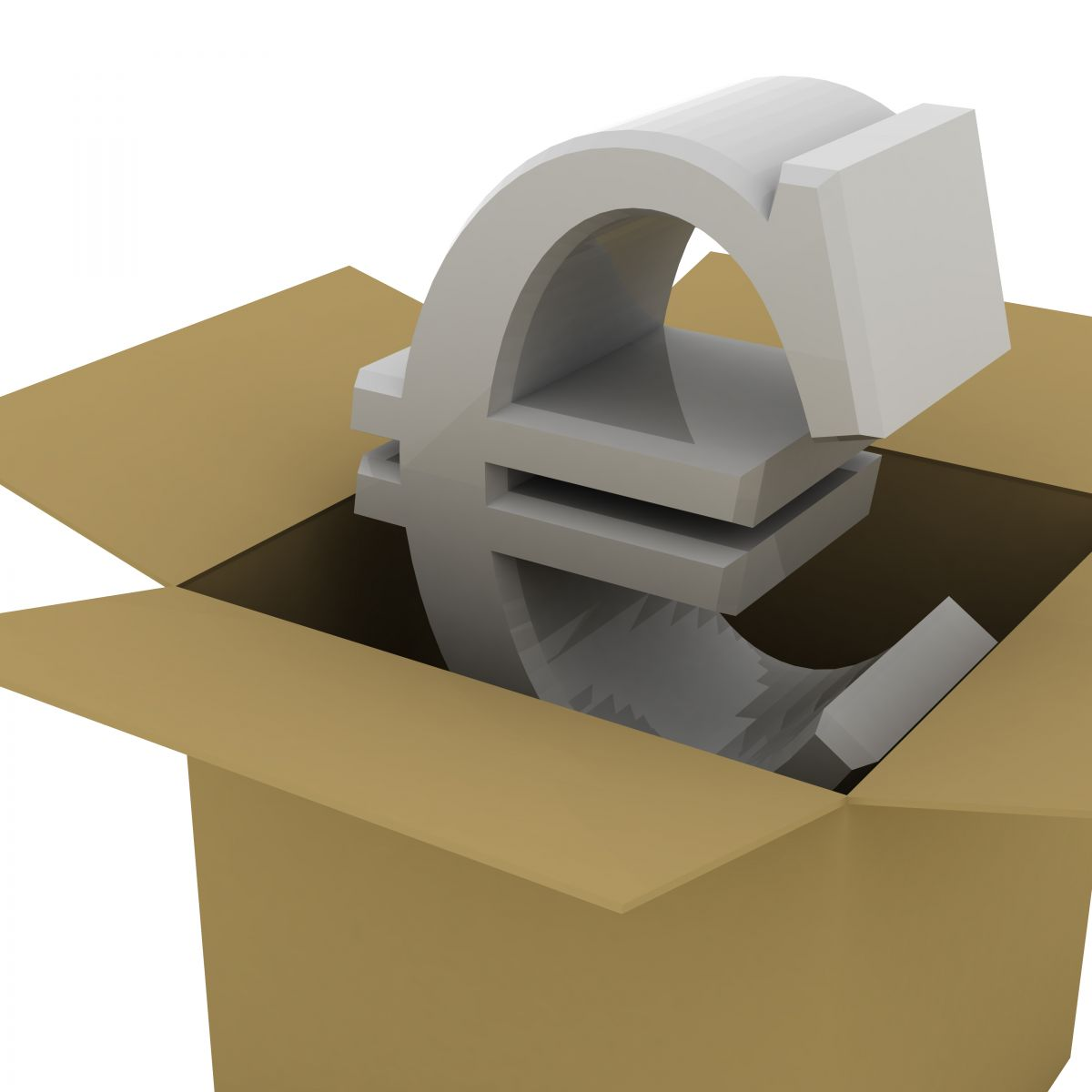 Packaging solution: corrugated single trip packaging