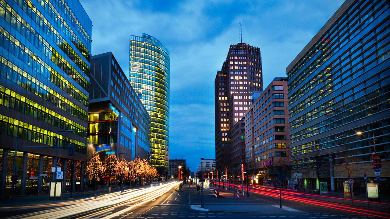 Hyatt Hotel Berlin Potsdamer Platz