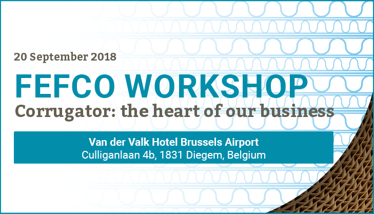 FEFCO Workshop - Corrugator: the heart of our business