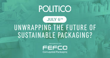 POLITICO's virtual panel event: Unwrapping the future of sustainable packaging